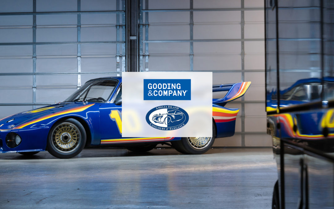 Gooding Amelia Island Auction 2019 – Preview N° 2