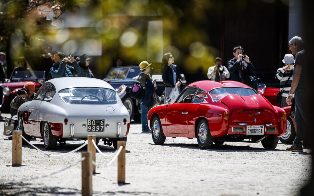 Kyoto rightfully takes its place among International Concours d'Elegance