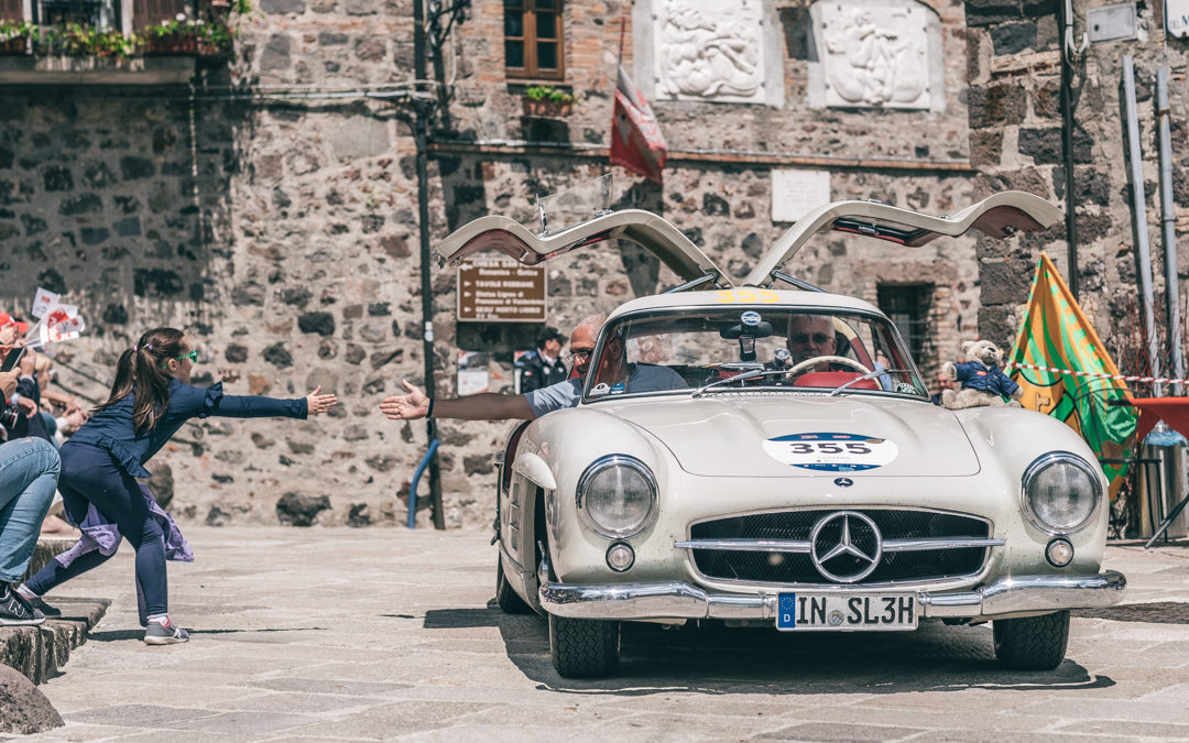 Mille Miglia SpA and The Classic Car Trust