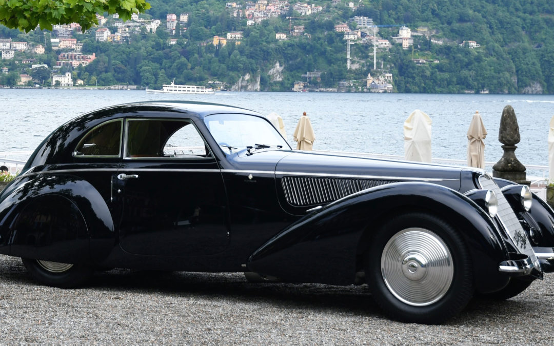 Villa d'Este 2019 – The most interesting cars and the winners