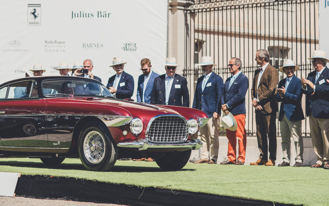 Double victory for the Cavallino at the 2019 Concours d'Élégance Suisse