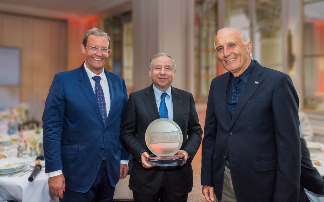 A tribute to Jean Todt at The Circle 2019