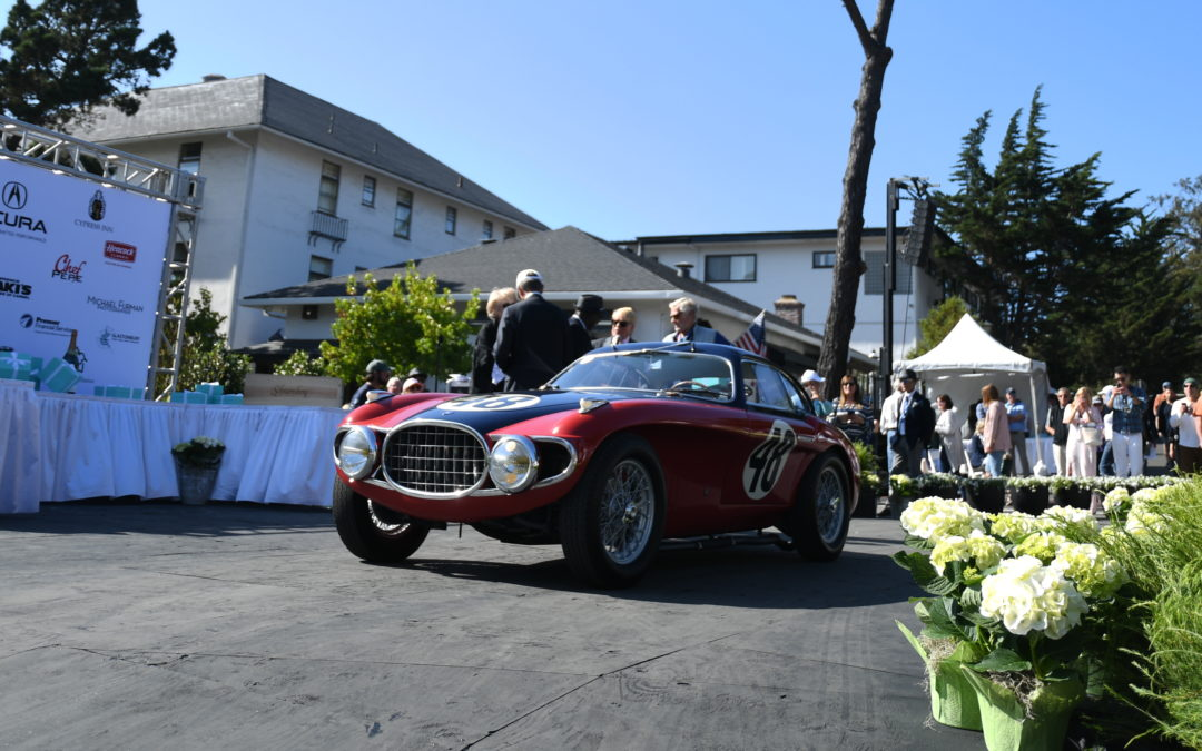 Carmel-by-the-Sea Concours on the Avenue 2019
